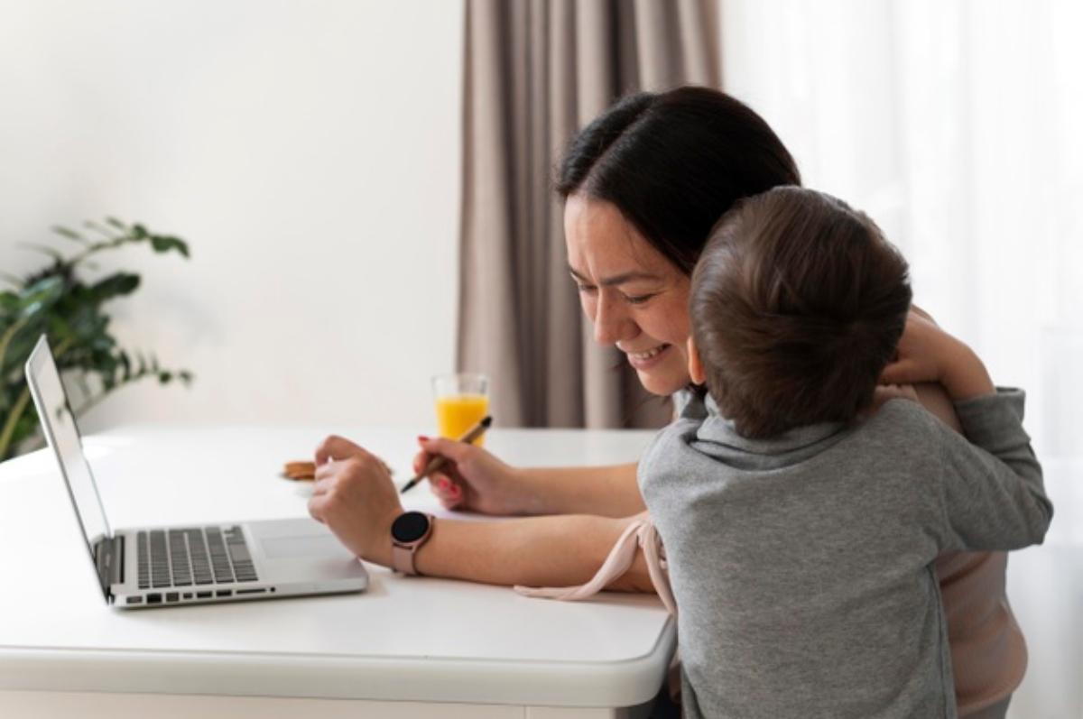 El reto de ser madre y profesional