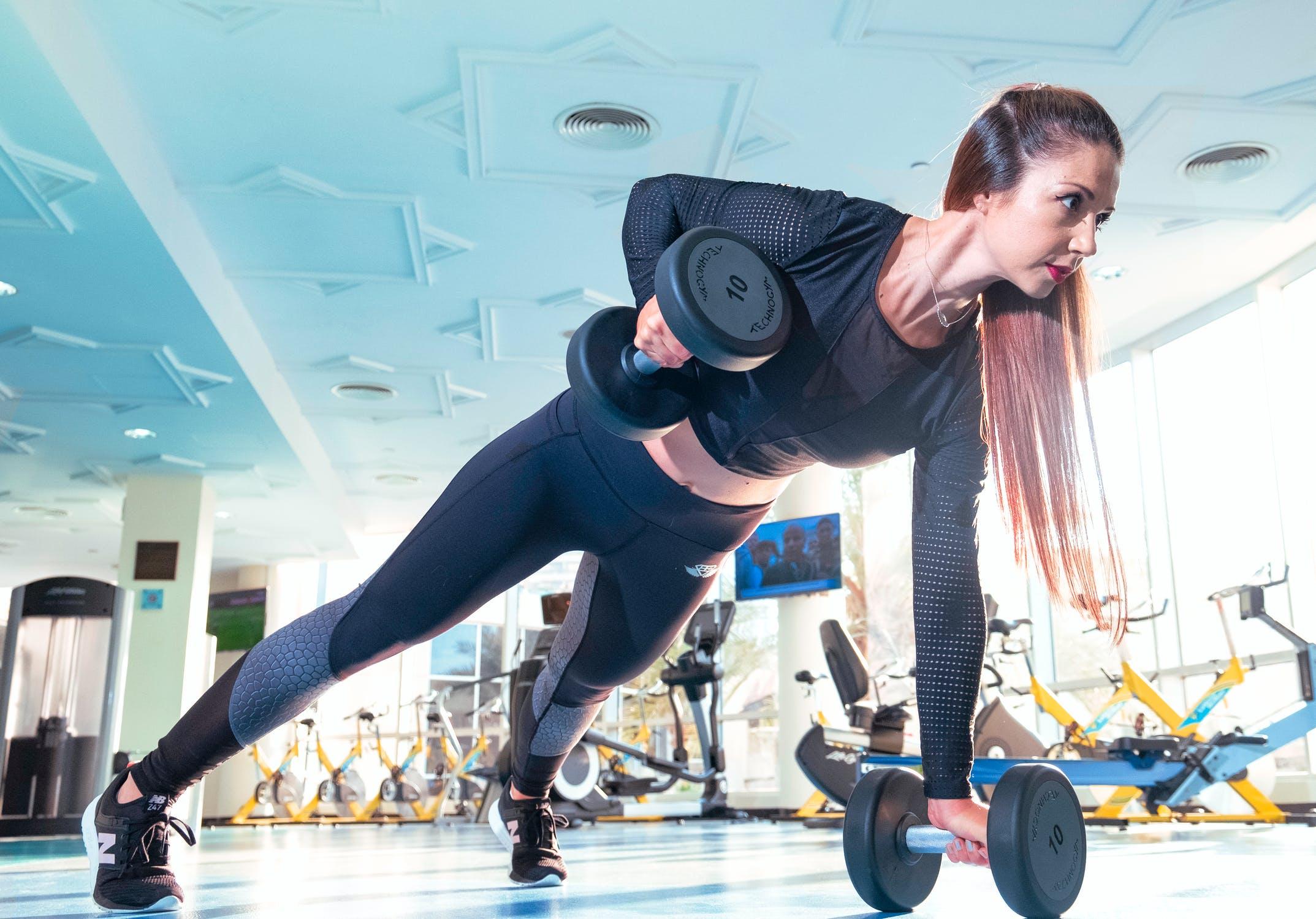 Tres razones por las que no estás tonificando tus músculos