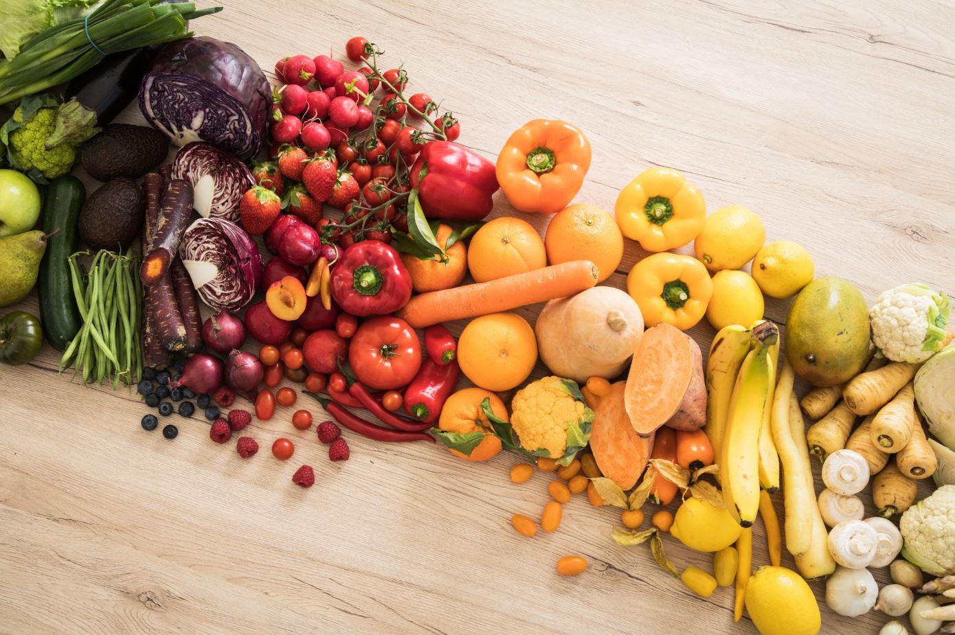 Mucha verdura y poca carne: ¿Qué aporta una dieta alcalina?