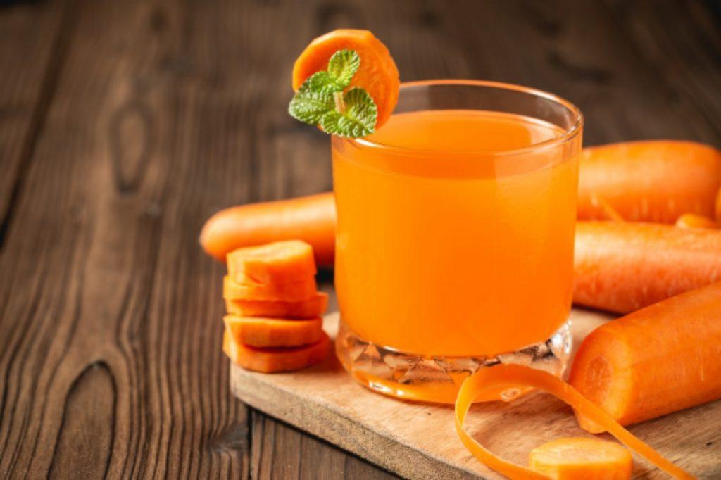 Smoothie de zanahoria