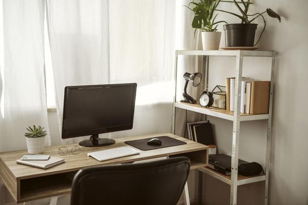 Ideas para que tu espacio de home office sea cómodo y bonito