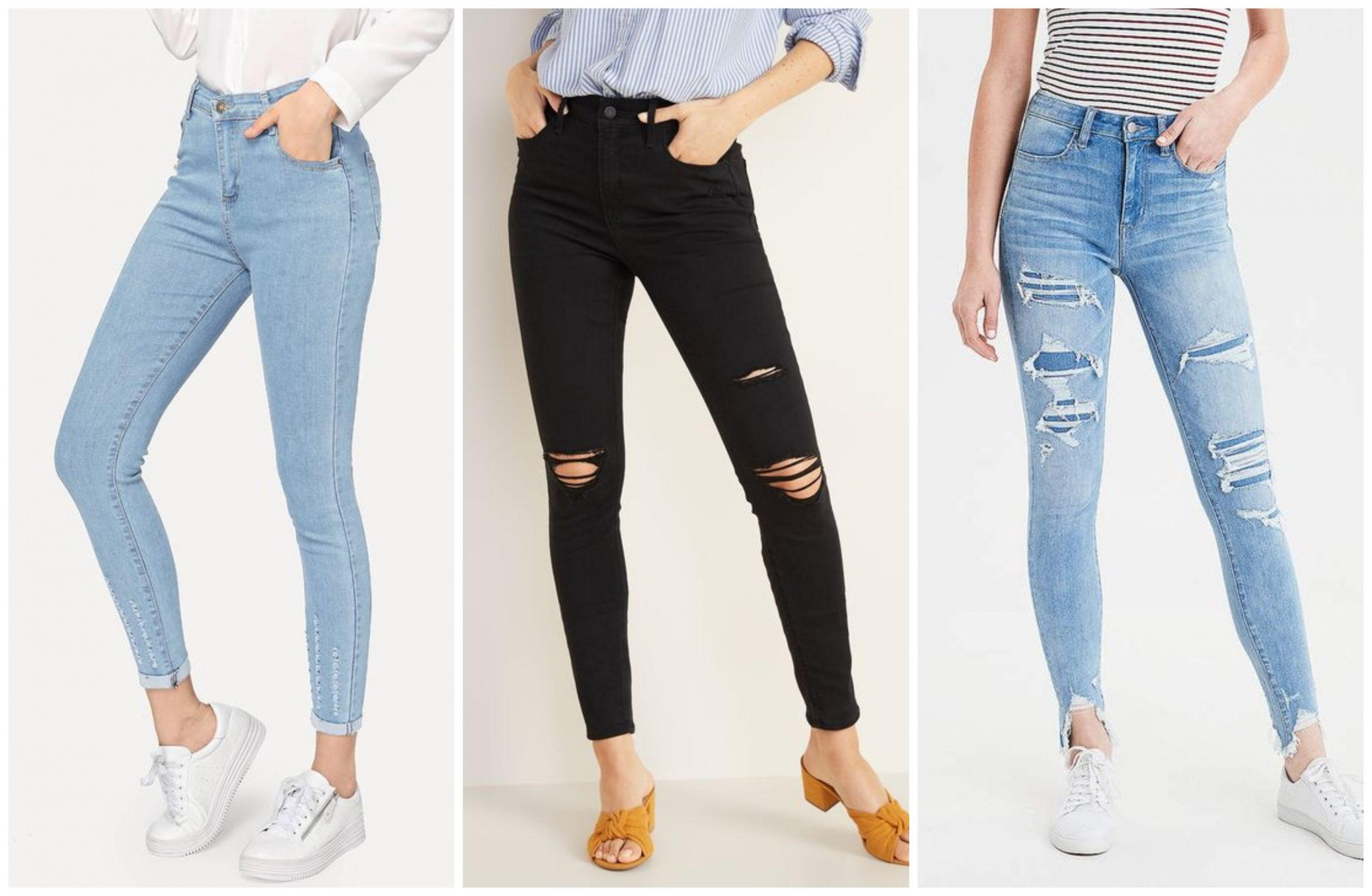 Jeans que favorecen a todas y son tendencia en este 2021