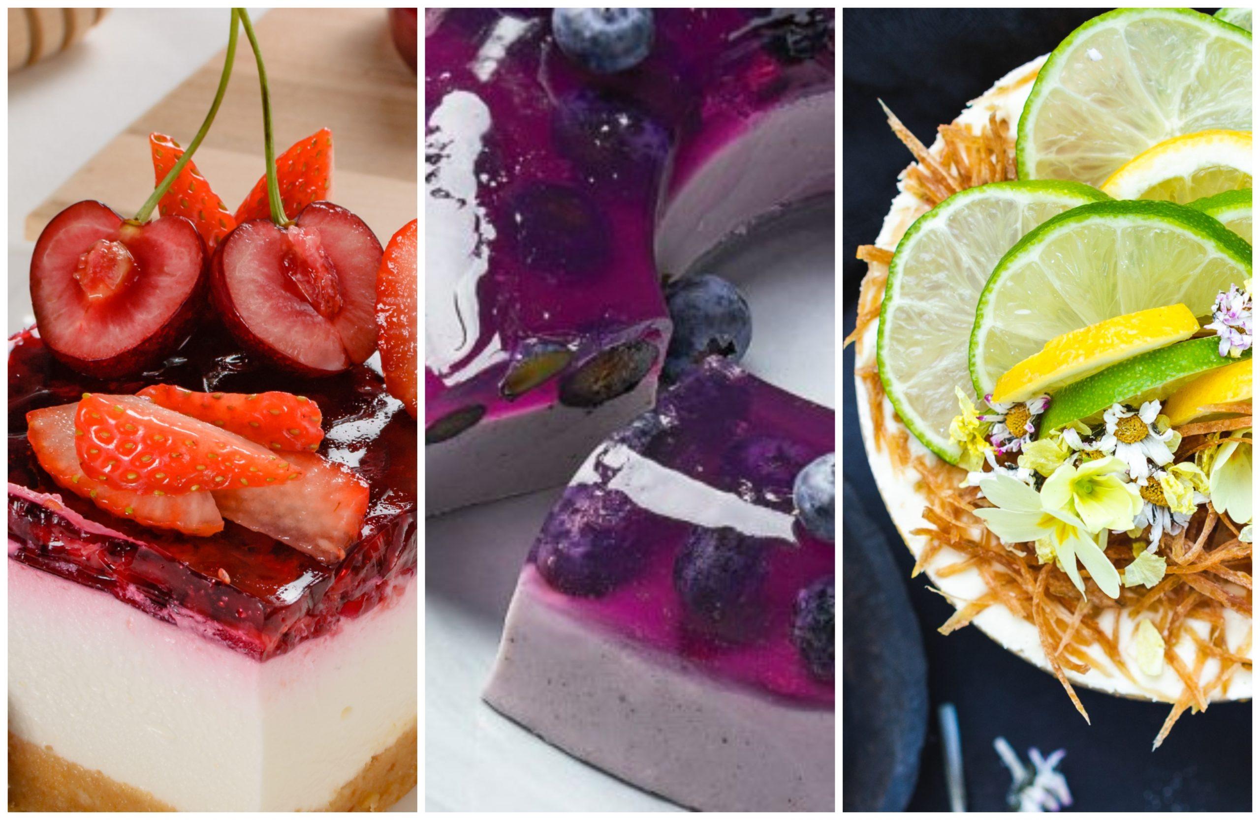 Cuatro recetas de postres con gelatina para compartir en familia