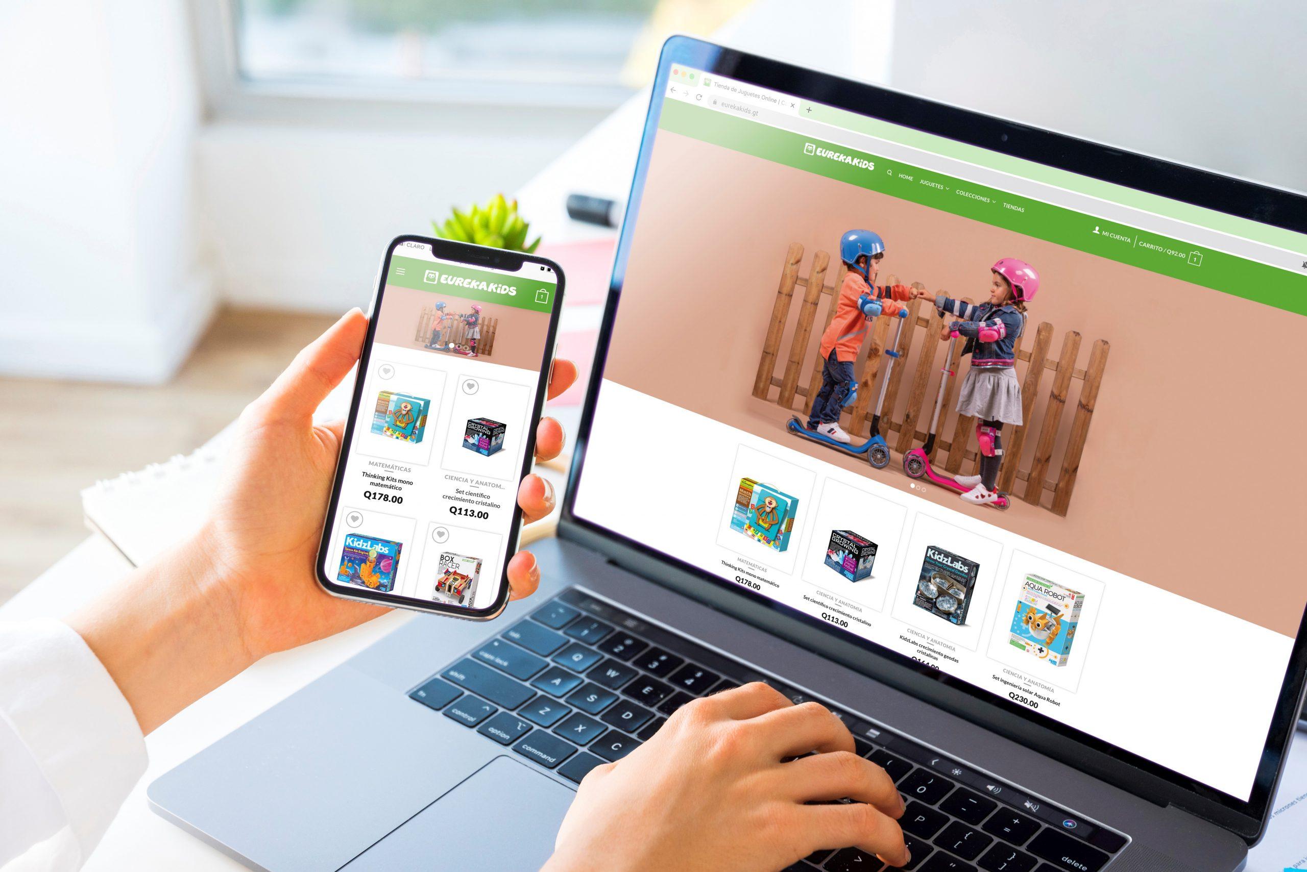 Juegos educativos y ecológicos para el desarrollo integral de los niños