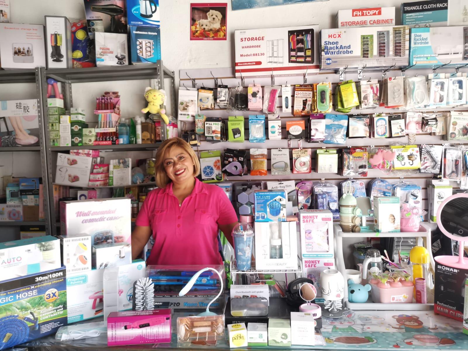 Conoce la historia de Lucrecia de Pineda y su emprendimiento