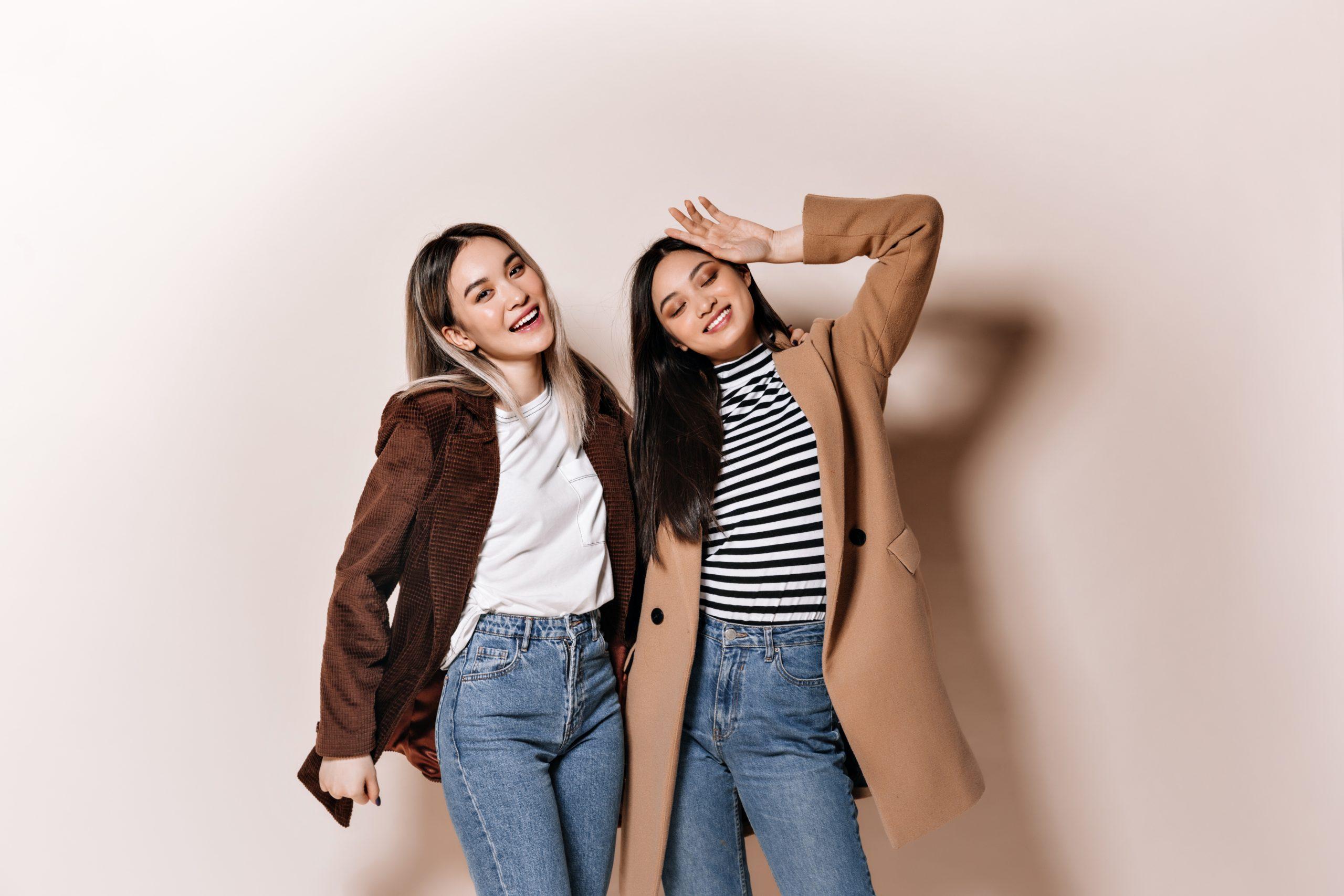 Los jeans que estarán de moda en este invierno 2021