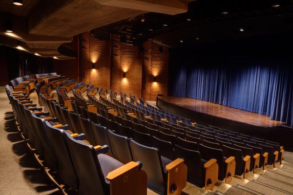 Teatro del Instituto guatemalteco americano
