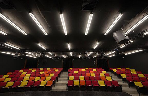 Teatro del centro cultural de españa