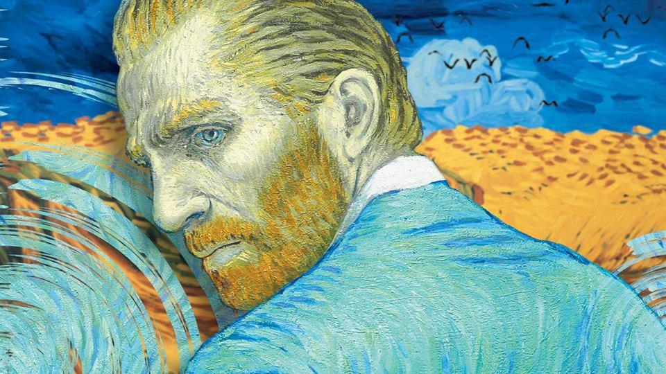 Loving Vincent película