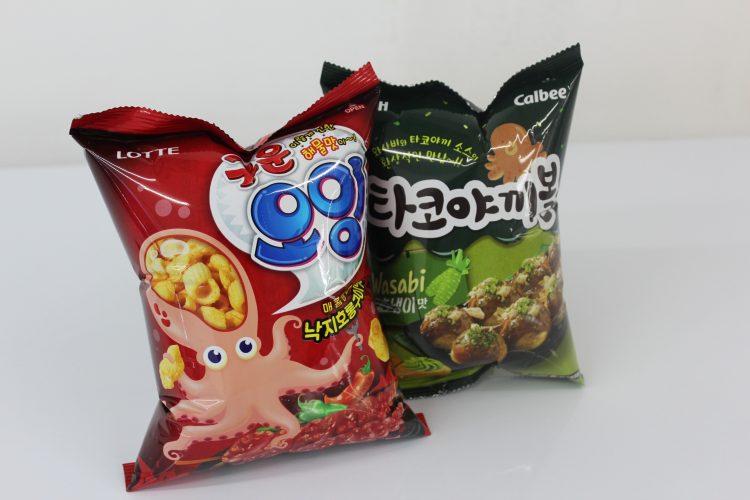 Comida coreana en Guatemala