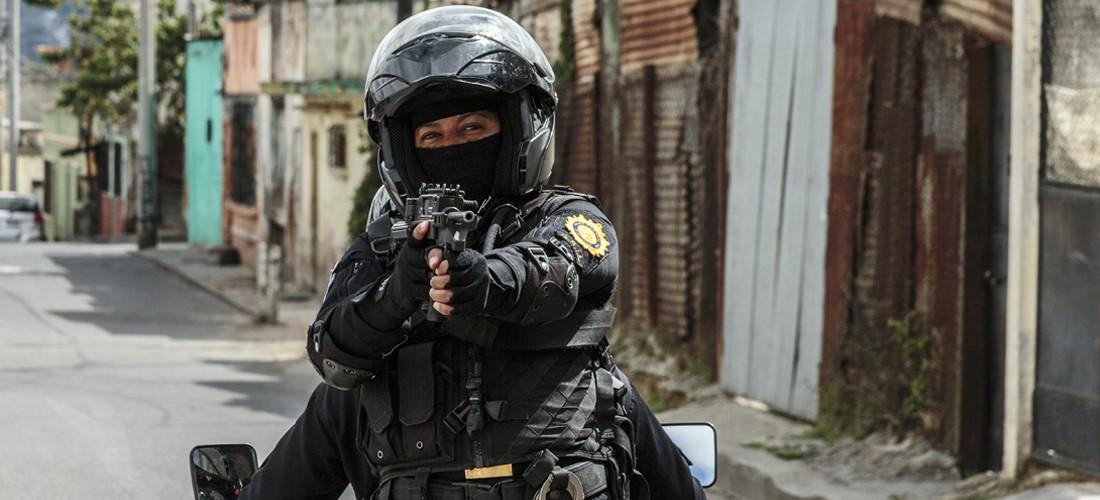 Policía-Unidad-Lobos-Guatemala
