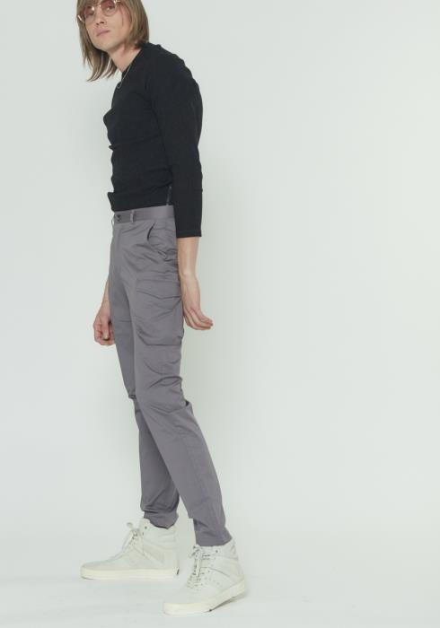 Inset Cargo Pocket Pants