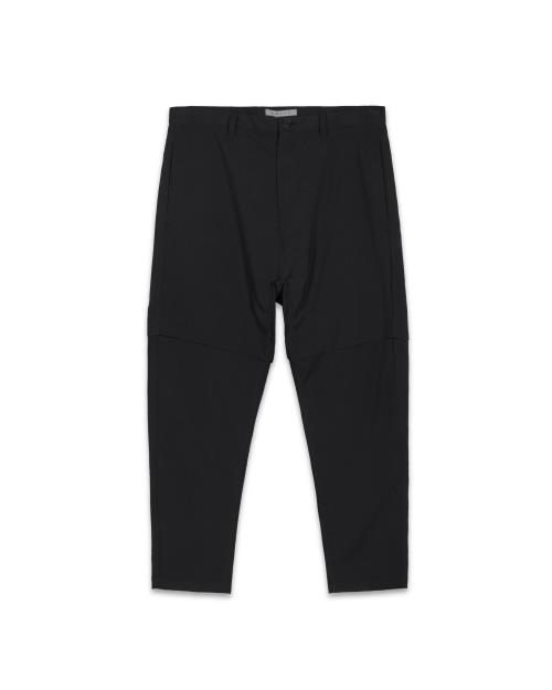 Konus Drop Crotch Tapered Stretch Twill Pants