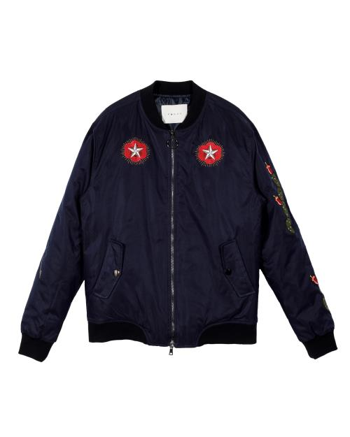 Konus MA-1 Bomber Jacket with Embroidery