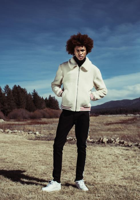 Konus Full Zip Sherpa Jacket