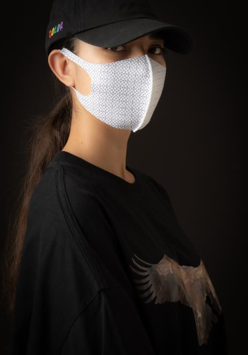 Konus Anti Bacterial Geometric 3D Mask