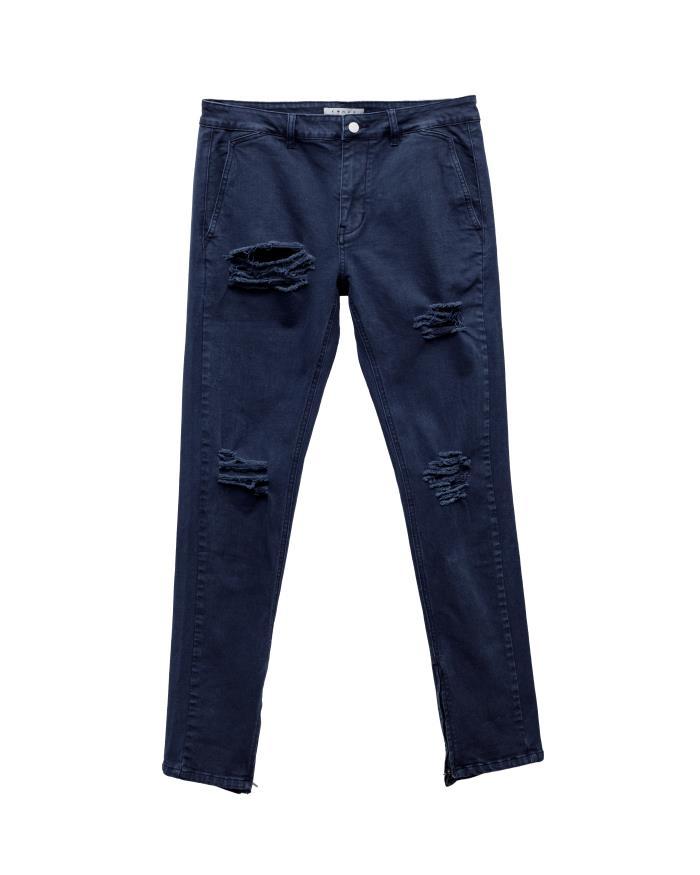 Konus Ankle Zipper Pants