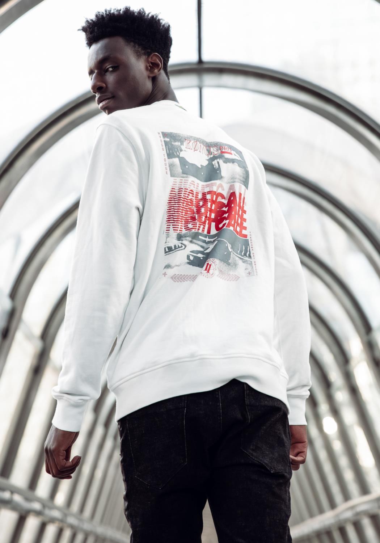 Konus Mens NIGHTCALL Sweatshirt / Works
