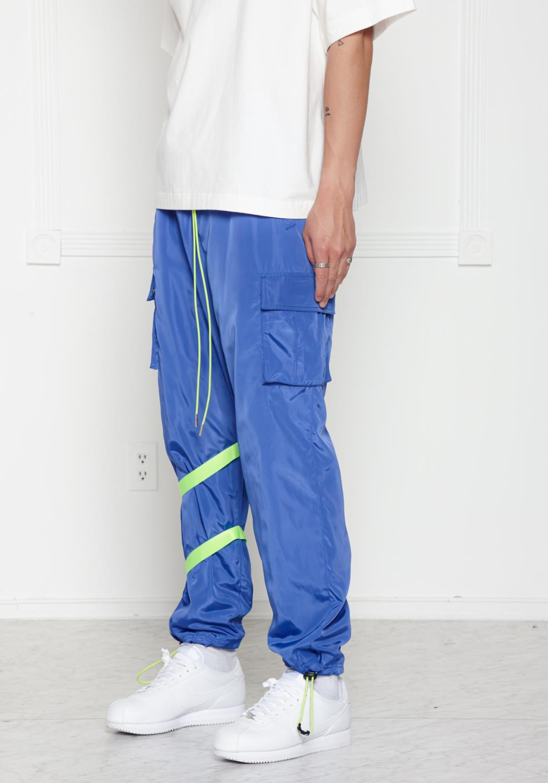 Swishy Utility Cargo Pants