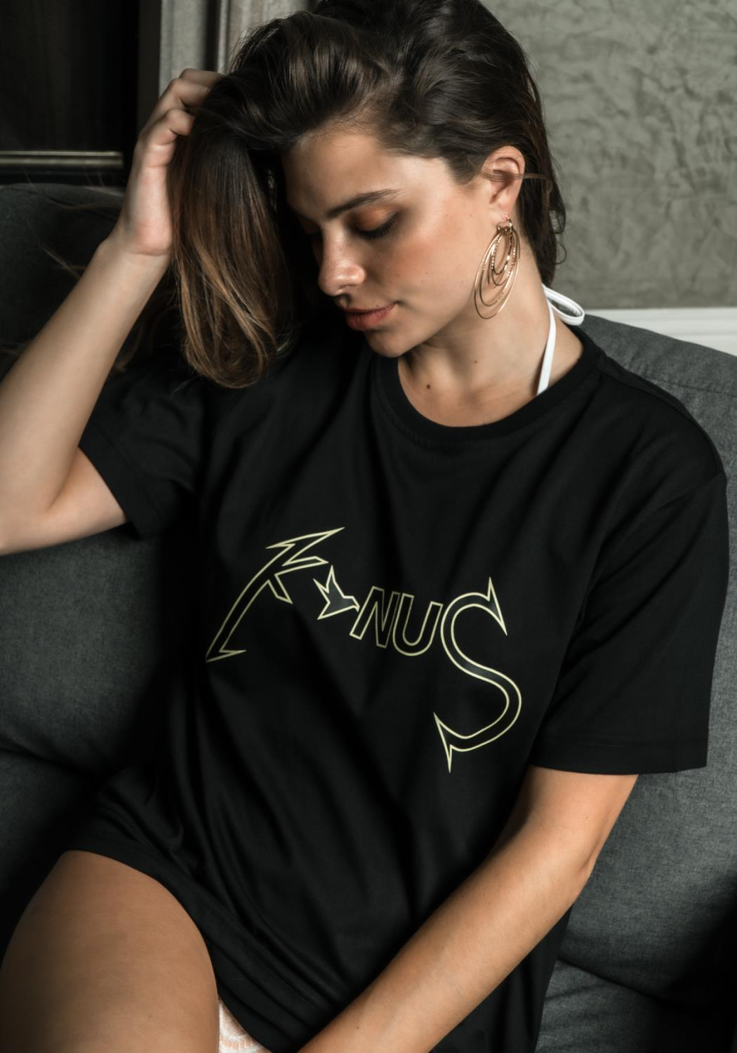 Konus Mens Graphic Tee / Leo