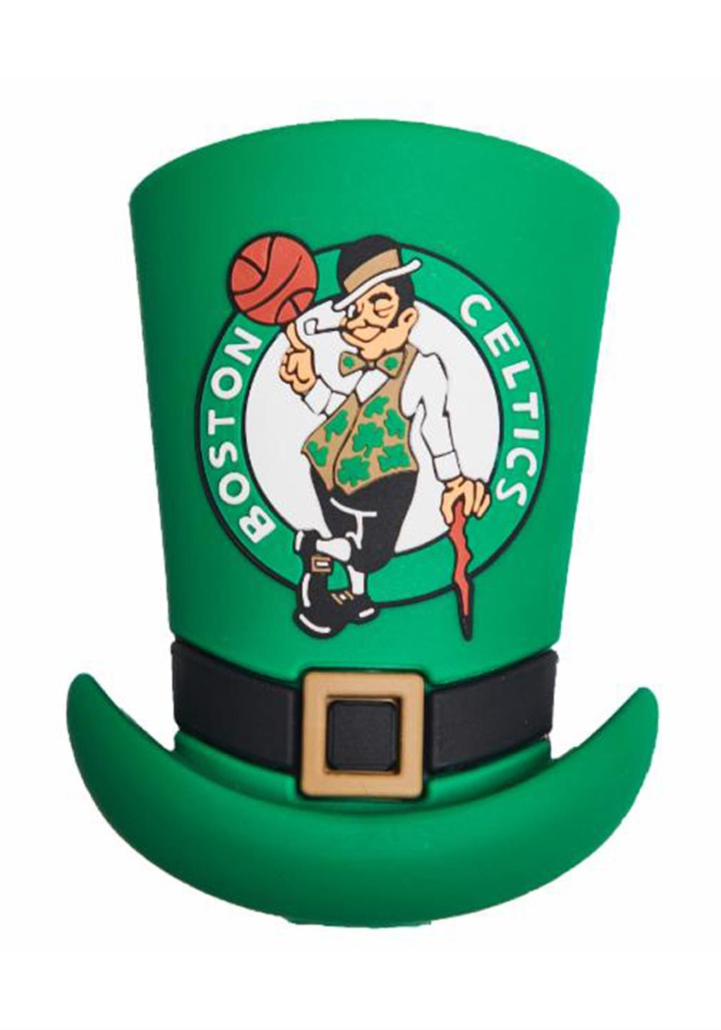 CELTICS - LUCKY HAT - OFFICIAL NBA LICENSED PHONE CHARGER