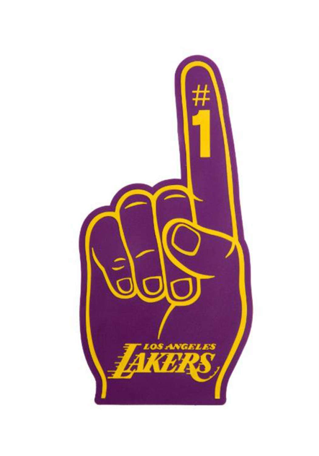 LAKERS - NUMBER ONE- OFFICIAL NBA LICENSED PHONE CHARGER