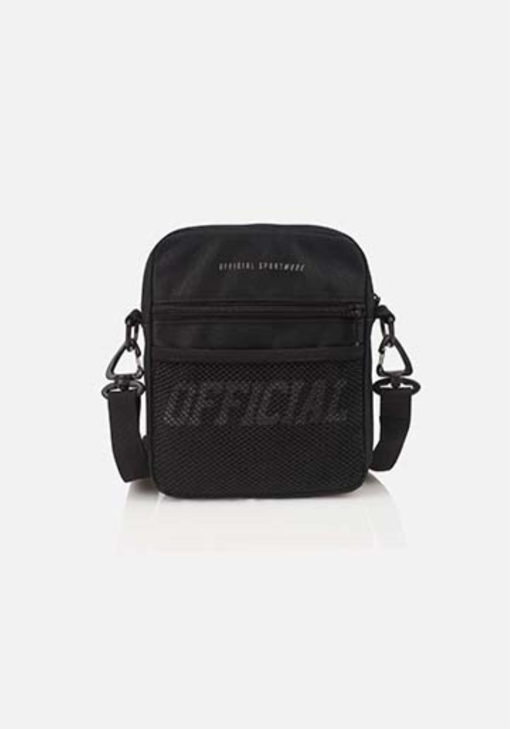 OFFICIAL- Melrose Utility Bag - Black