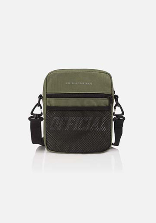 OFFICIAL - Melrose Utility Bag - Olive