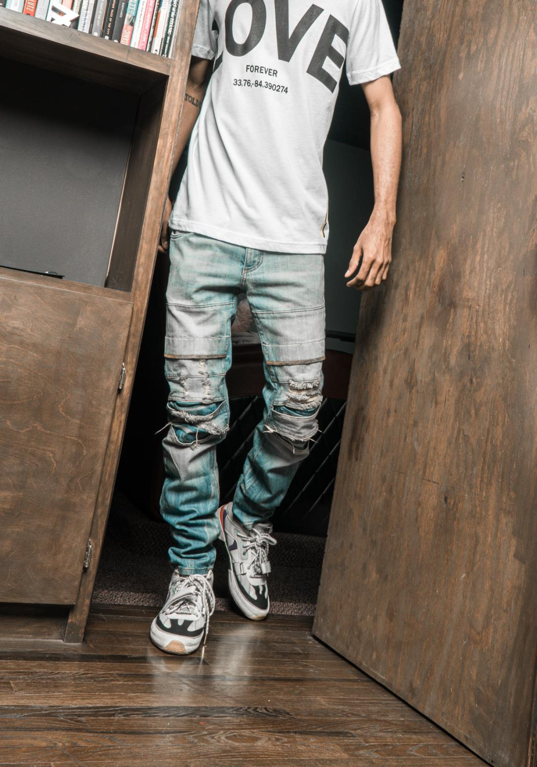 Wear Syndicate The Reform - 1885 Denim Pants