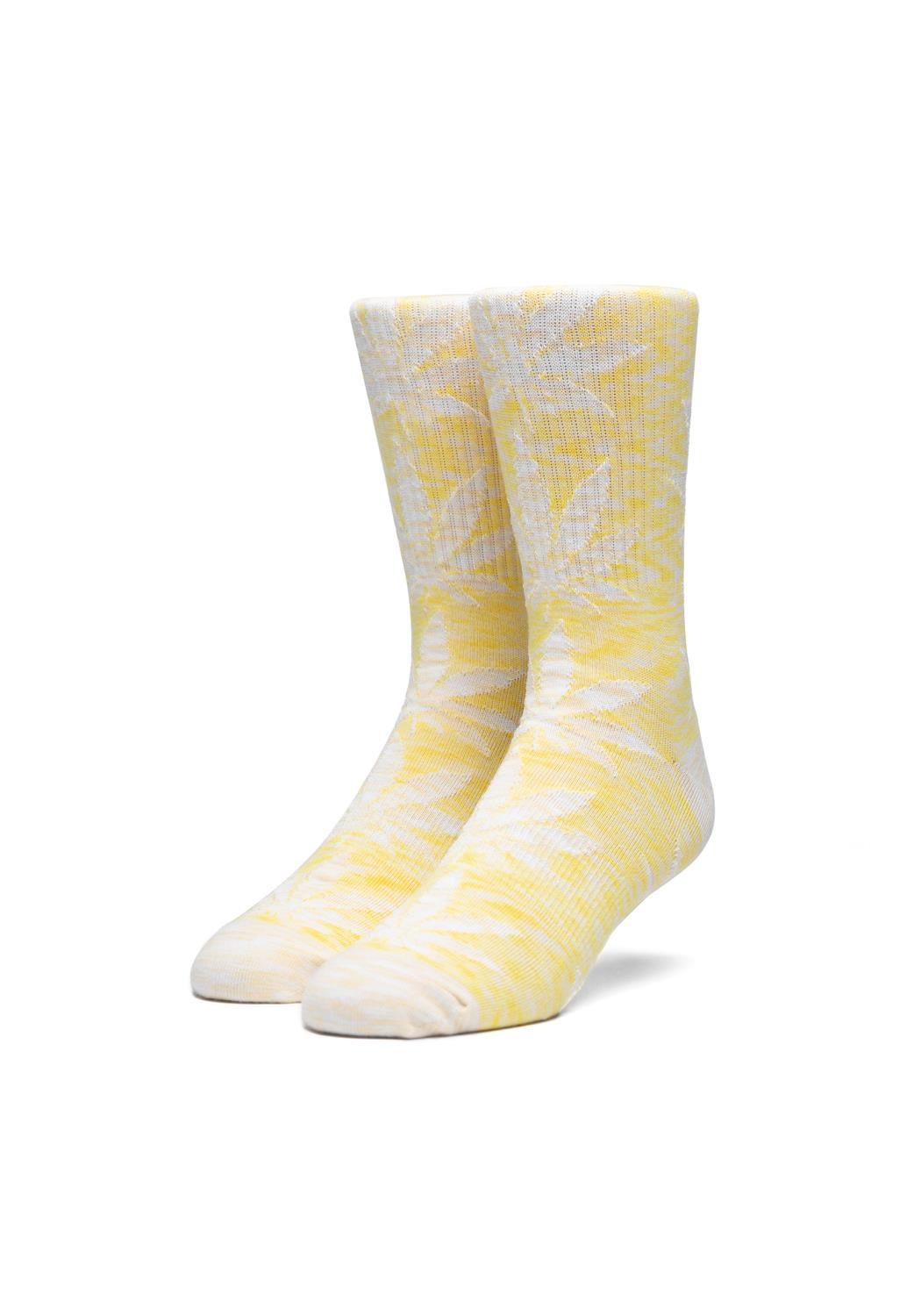 HUF- PLANTLIFE FULL MELANGE SOCK