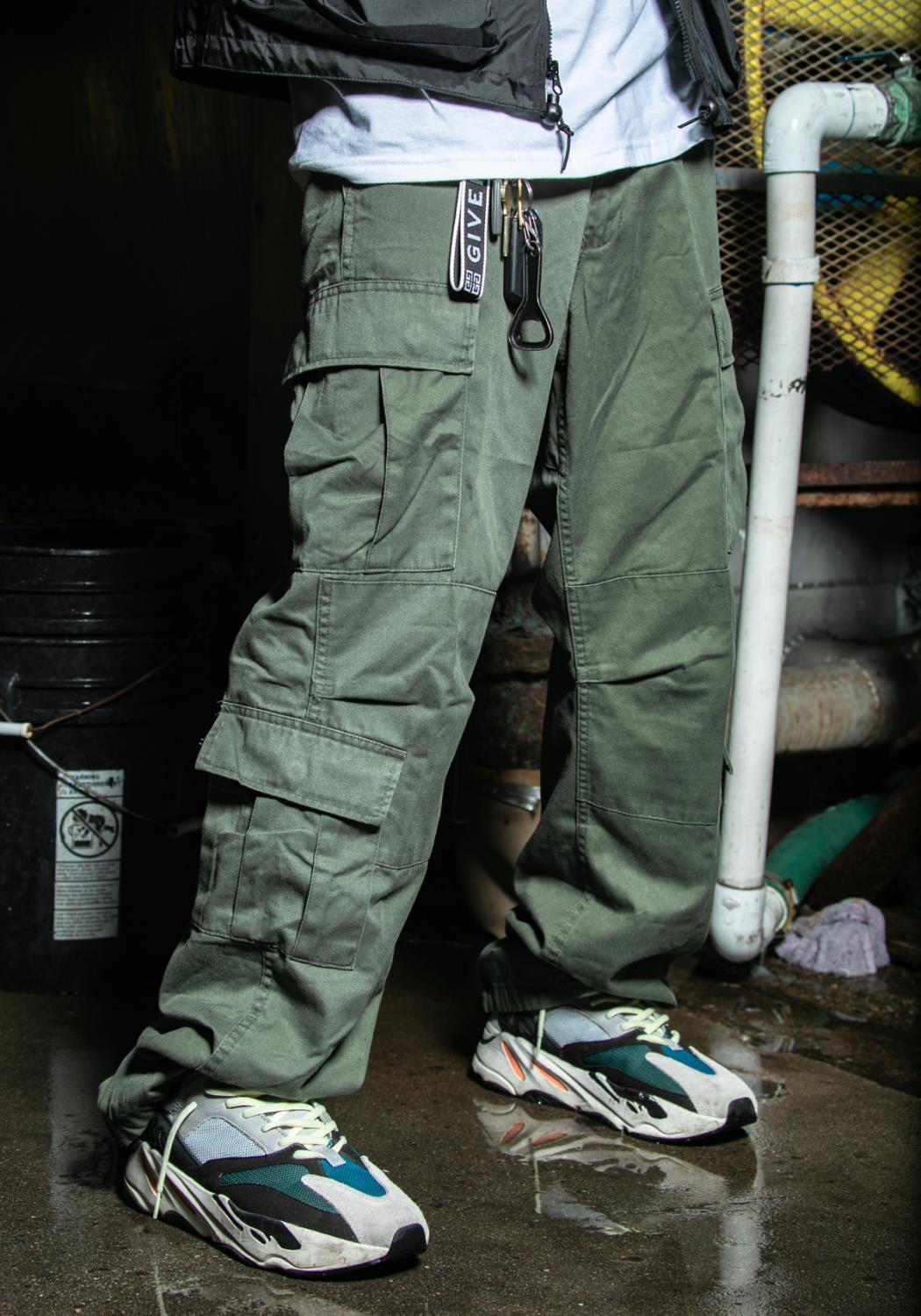 Rothco's Vintage Paratrooper Fatigue Pants