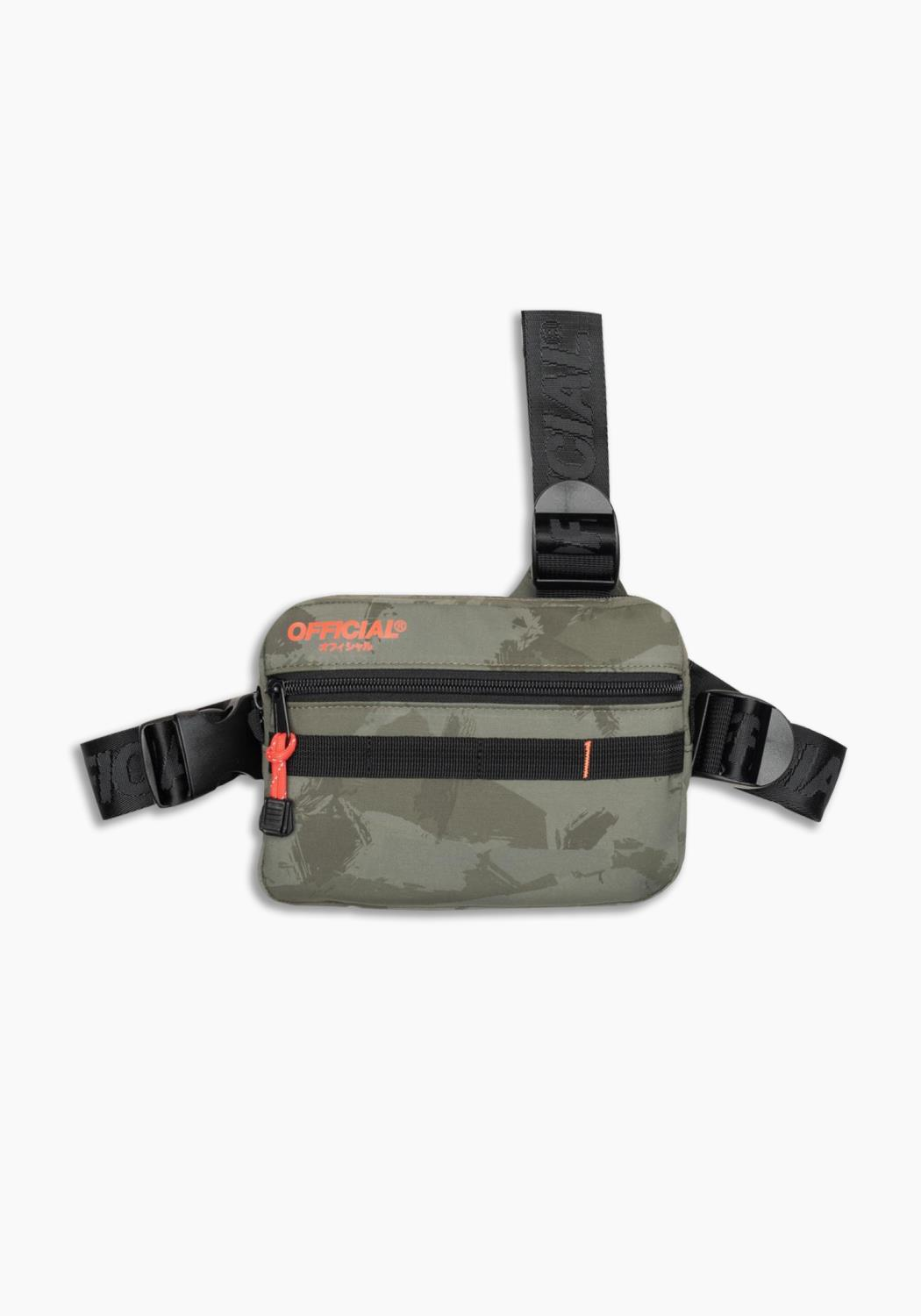 OFFICIAL Brush Camo Tri-Strap Chest Utility