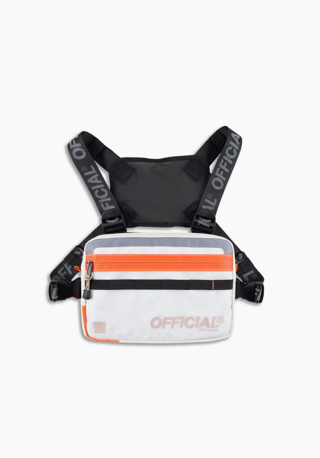 OFFICIAL - Vapour Chest Utility Bag (Cloud White)