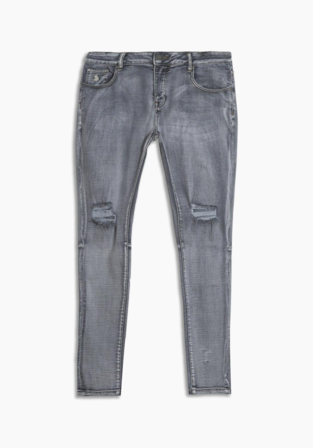 Kuwalla Blow Out Denim Sand Wash
