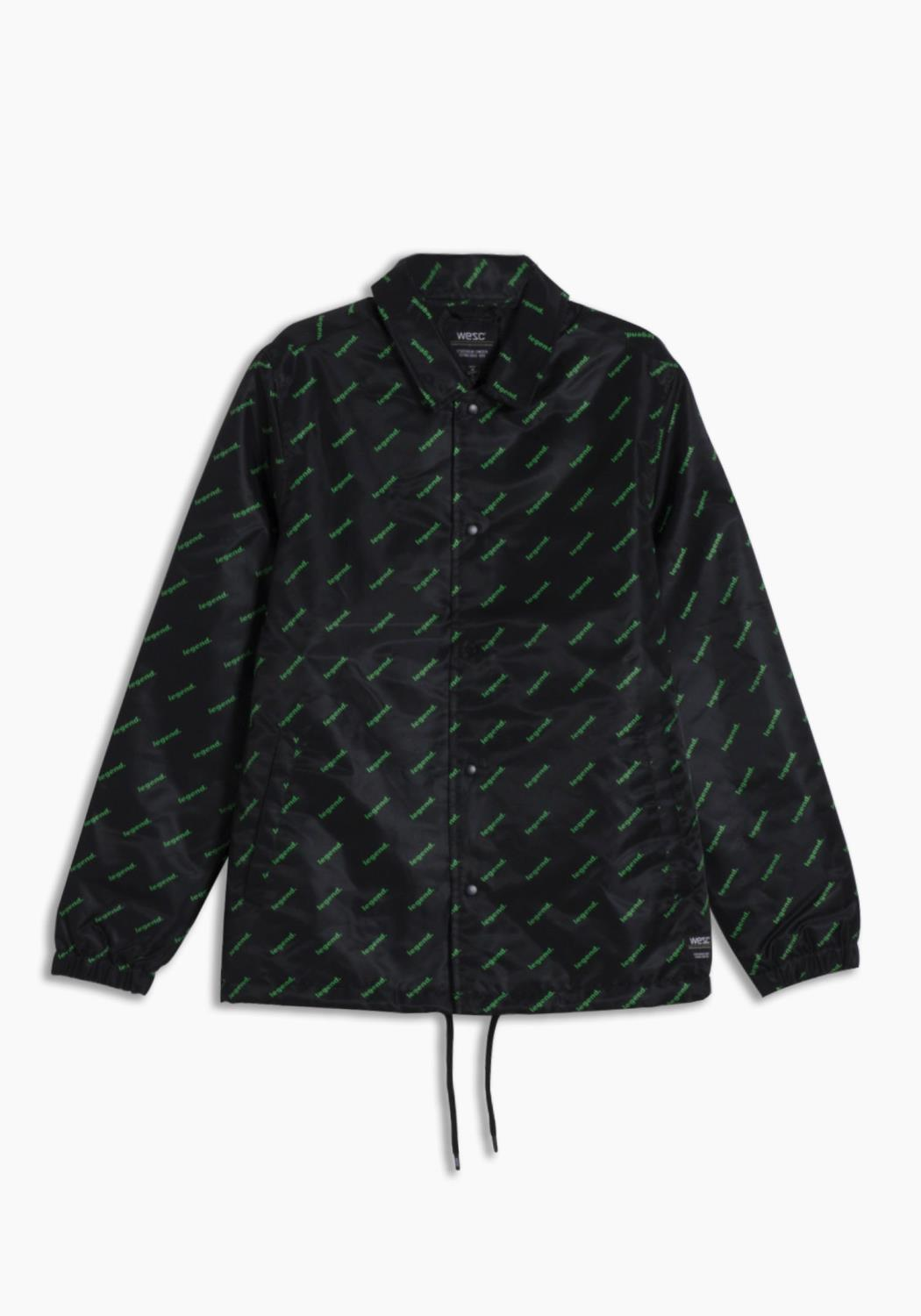 WESC LEGEND COACH JACKET