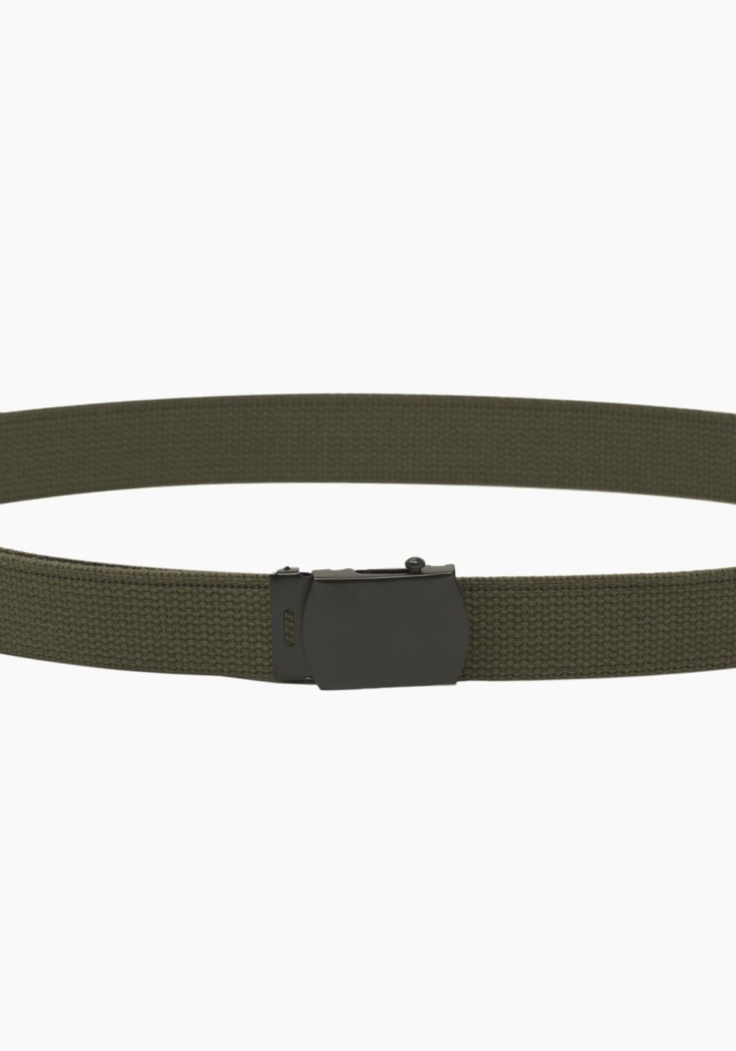 Rothco Military Web Belts With Black Buckle