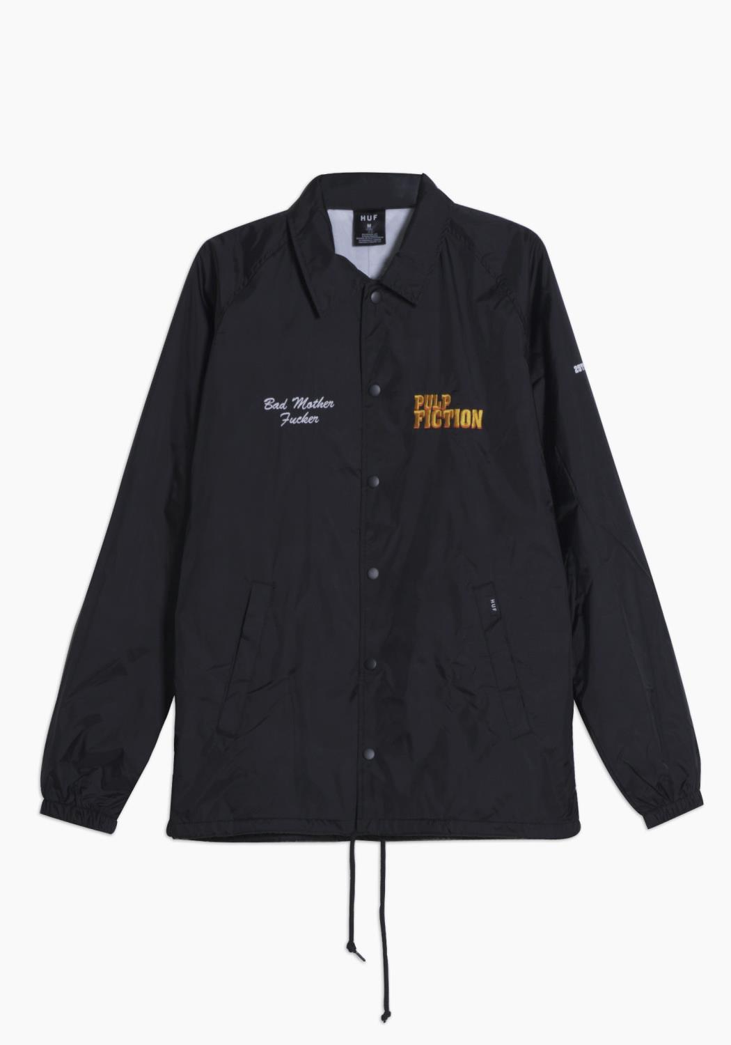 HUF - Pulp Fiction Coaches Jacket