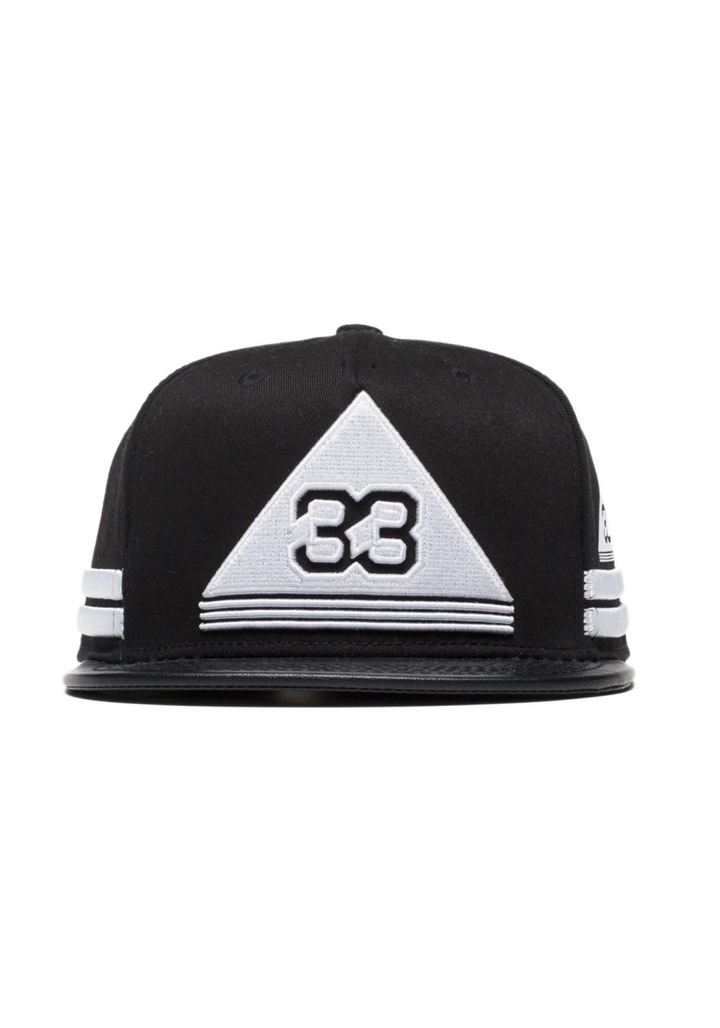 Snap Back with 33 Embroidery