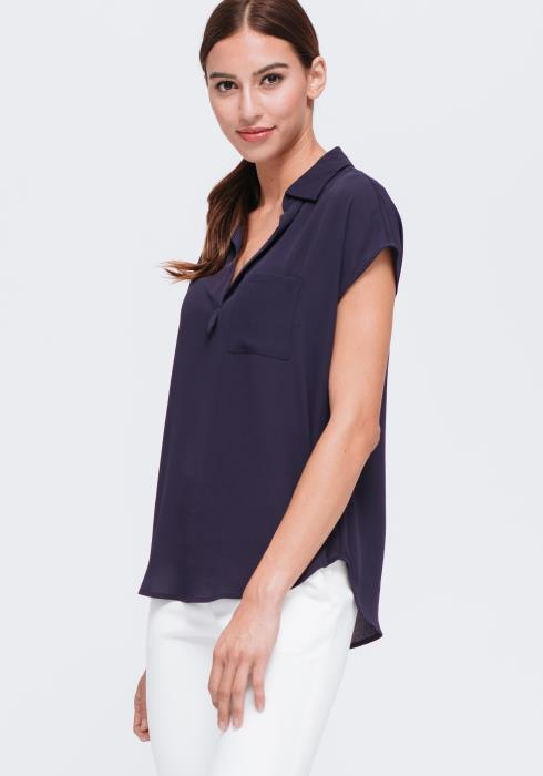 Tennis Polo Classic Blouse