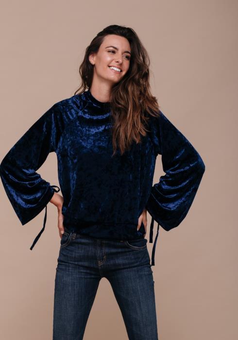 Velvet The Sleeve Pullover