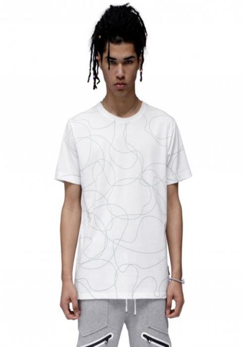 Konus Linework Print T-Shirt