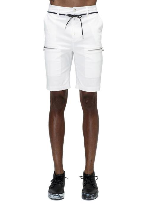 Konus Zipper Cargo Shorts with Drawcord