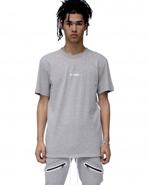 Konus Short Sleeve Tee with Tape on Side Seam