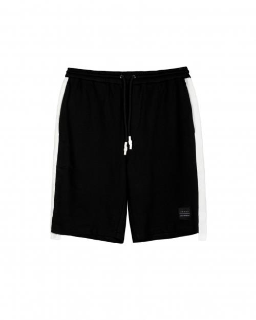 Konus Sweat Shorts with White Tape on Side