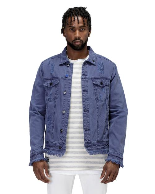 Konus Aries Denim Men Clothing Jacket