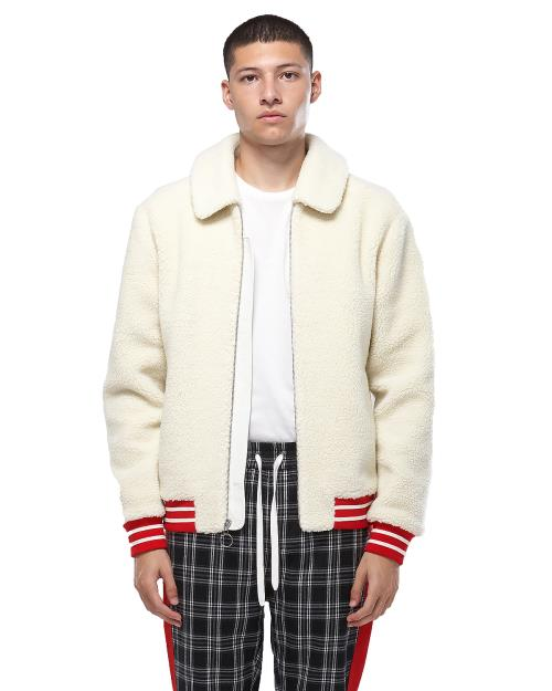 Konus Full Zip Sherpa Jacket