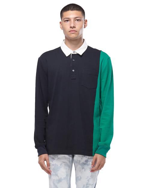 Konus Color Block Rugby Shirt