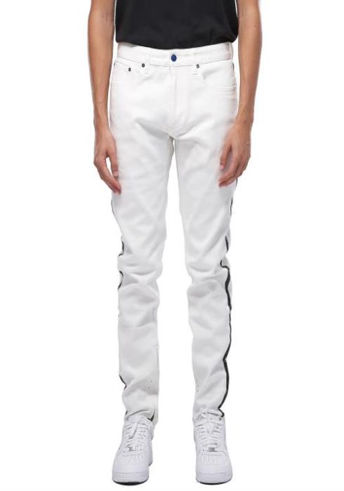 Konus Side Stripe S2 Track Zip Jeans