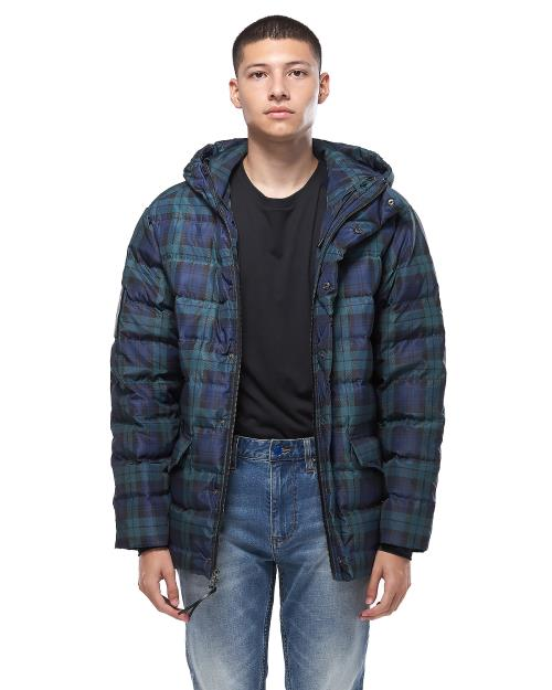 Konus Duck Down Hooded Parka