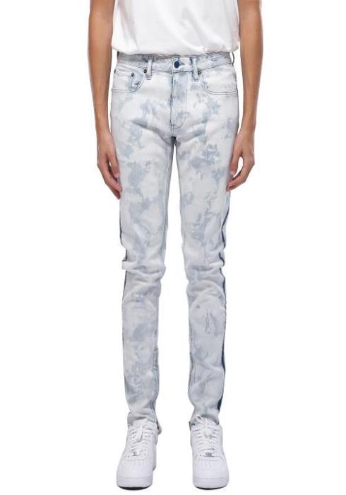 Konus Spot Bleach S2 Track Zipper Jeans